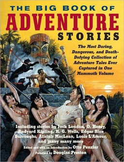 The Big Book of Adventure Stories-small