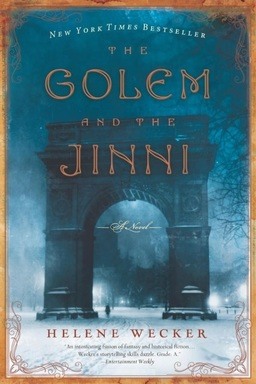 The Golem and the Jinni-small