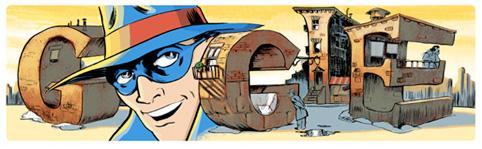 Google Spirit logo
