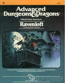 I6 Ravenloft