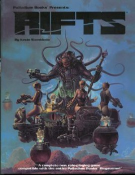 Rifts RPG