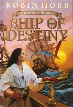 Robin Hobb Ship of Destiny-small
