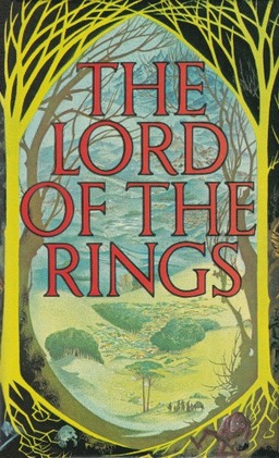 The Lord of the Rings paperback-small