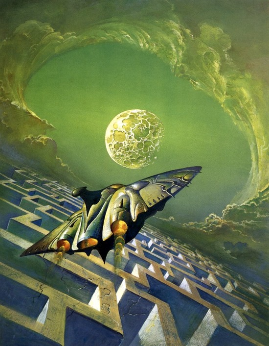 The Man in the Maze Bruce Pennington-small