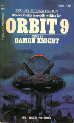 Orbit 9 Damon Knight-small