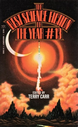 The Best Science Fiction of the Year 13 Terry Carr-small