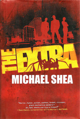 The Extra Michael Shea-small