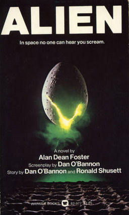 Alien Alan Dean Foster-small