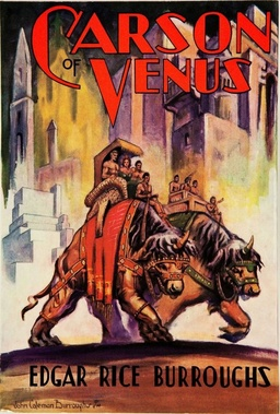 Carson of Venus Edgar Rice Burroughs-small