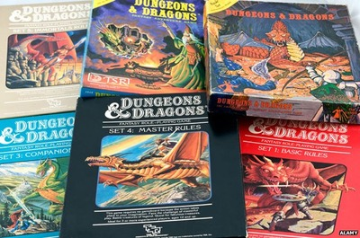 D&D boxed sets-small