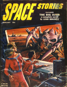 Space Stories February 1953-small