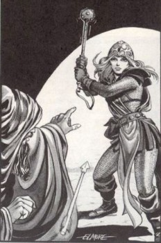 Aleena by Larry Elmore