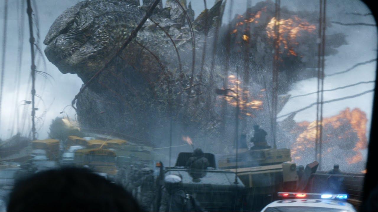 Godzilla vs Bridge