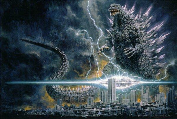 GodzillaMillennium