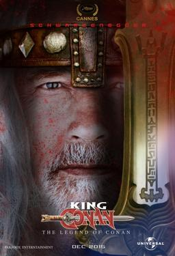 King Conan poster-small