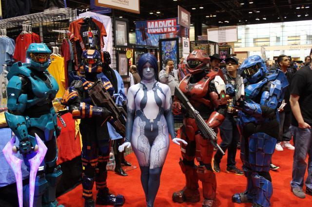 c2e2 cosplay 2014 Halo-large