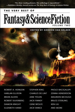 The Very Best of Fantasy & Science Fiction Volume 2-small