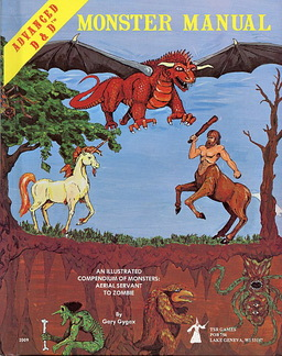 AD&D Monster Manual-small
