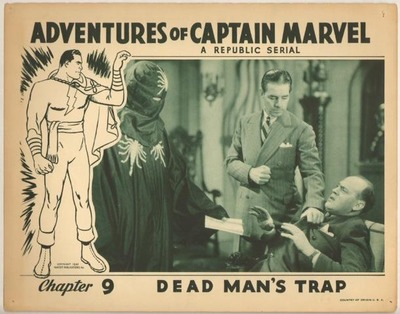 Adventures of Captain Marvel Part 9 lobby card-small