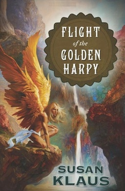Flight of the Golden Harpy-small