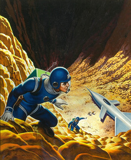 Space Police Virgil Finlay-small