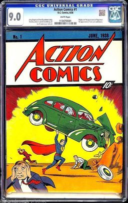 Action Comics Issue 1-small