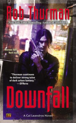 Downfall Rob Thurman-small