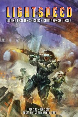 Lightspeed Women Destroy Science Fiction-small