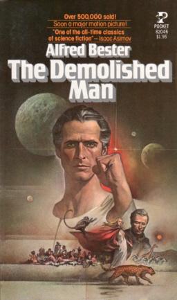 The Demolished Man Pocket Books-small