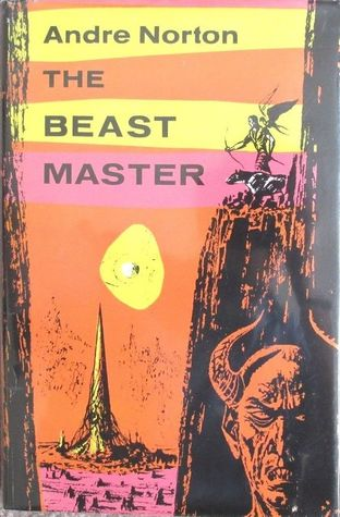 Andre Norton Beast Master hardcover-small