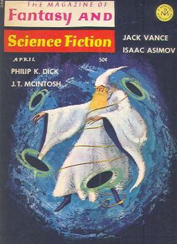Fantasy and Science Fiction April 1966-small