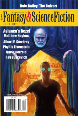 Magazine of Fantasy and Science Fiction Sept Oct 2014-small