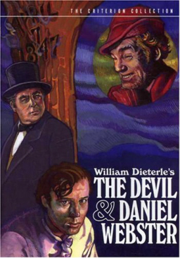 The Devil and Daniel Webster Criterion DVD-small