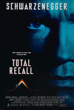 Total Recall 1990 Poster-small
