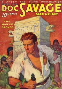 Doc Savage magazine 1-small