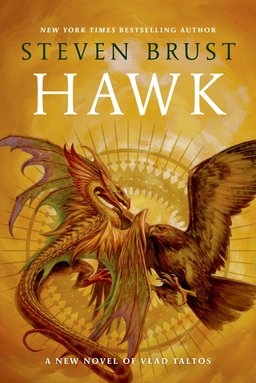 Hawk Steven Brust-small