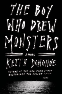 The Boy Who Drew Monsters-small