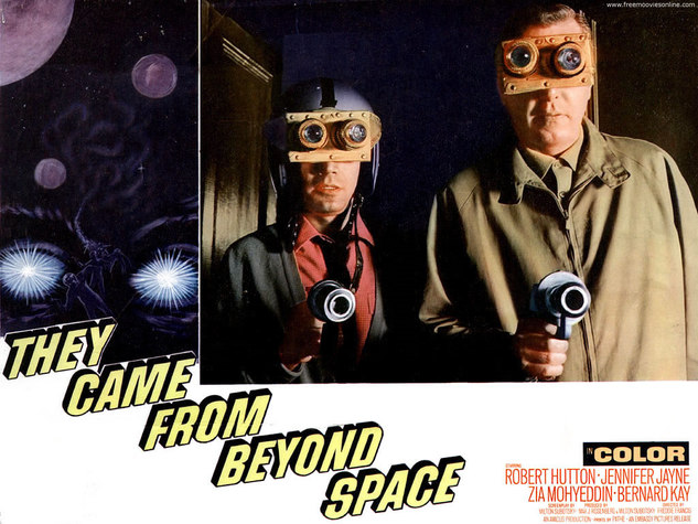 They Came From Beyond Space poster 2-small