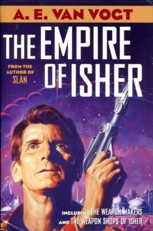 The Empire of Isher-small
