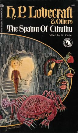 The Spawn of Cthulhu edited by Lin Carter-small