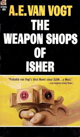 The Weapon Shops of Isher 1969 John Schoenherr-small