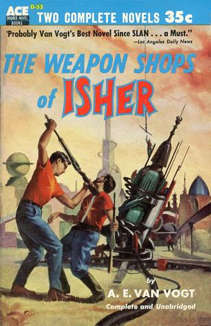The Weapon Shops of Isher-small