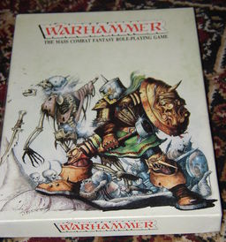 Warhammer First Edition box set-small
