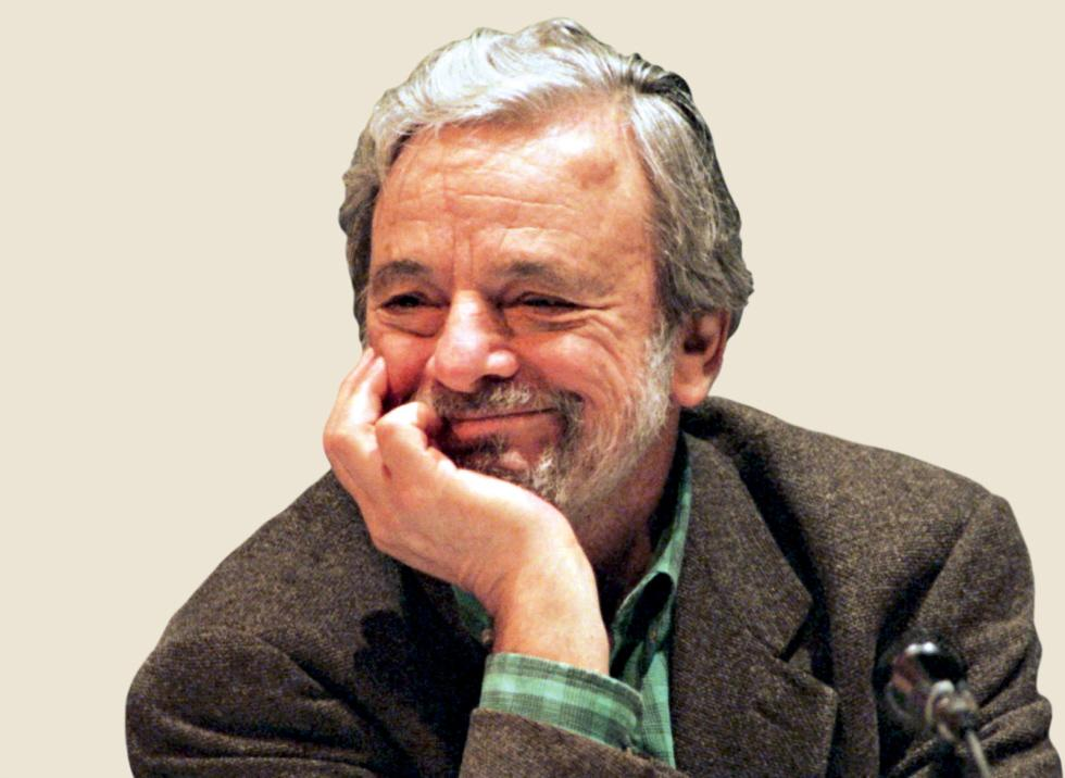 """stephen sondheim """"he's here, look around, stephen sondheim's in town"""" the object of this  excitement, """"the greatest and perhaps best-known artist in the."""