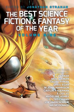 Best Science Fiction and Fantasy of the Year Volume Nine-small