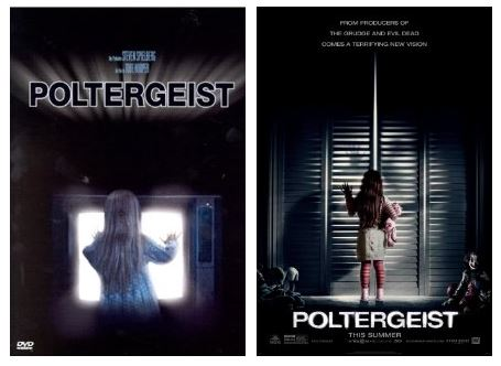 Poltergeist then and now