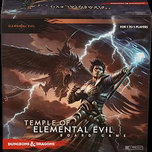 Temple of Elemental Evil Board Game-small