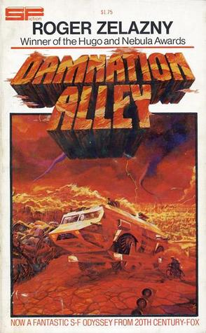 Damnation Alley Movie tie-in-small