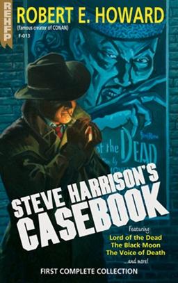 Steve Harrison's Casebook