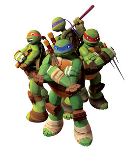I would not pause to admire these turtles' beauty. I would pause to stare at them in confusion.